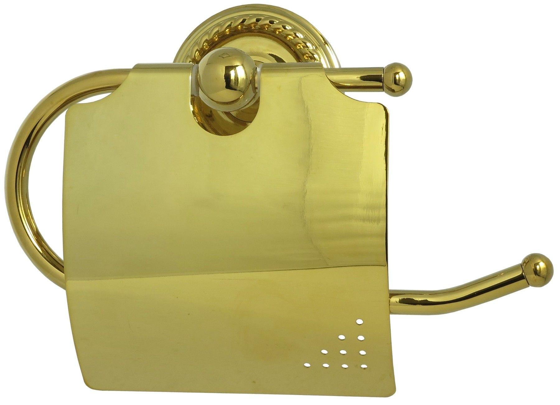 Bano-Accesorios-de-bano-badutensilien-badgarnituren-Set-Serie-bano-retro-oro