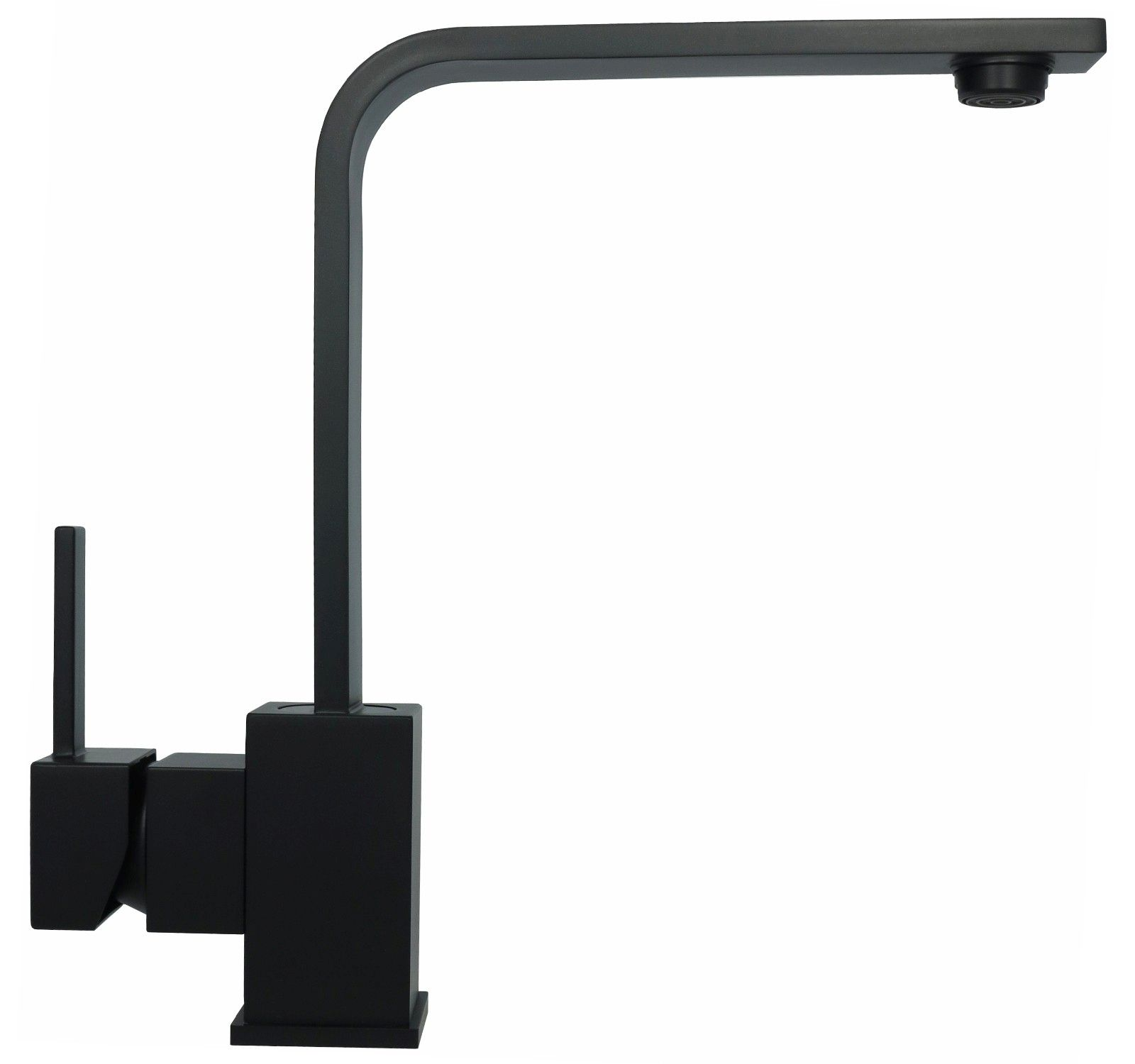 Low pressure kitchen sink tap water tap wash basin kitchen fitting black ebay - Kitchen sink water pressure ...