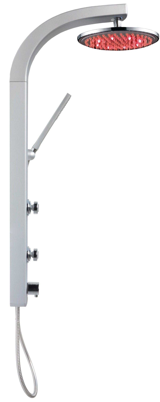 paroi de douche panneau de douche colonne douche douche. Black Bedroom Furniture Sets. Home Design Ideas
