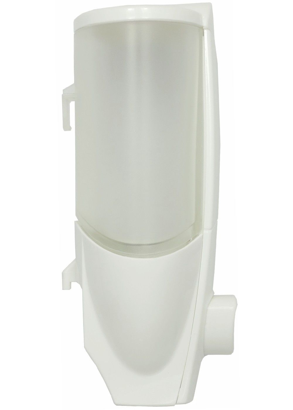 Dispensador de jab n champ dosificador fijaci n en pared for Dosificador jabon ducha