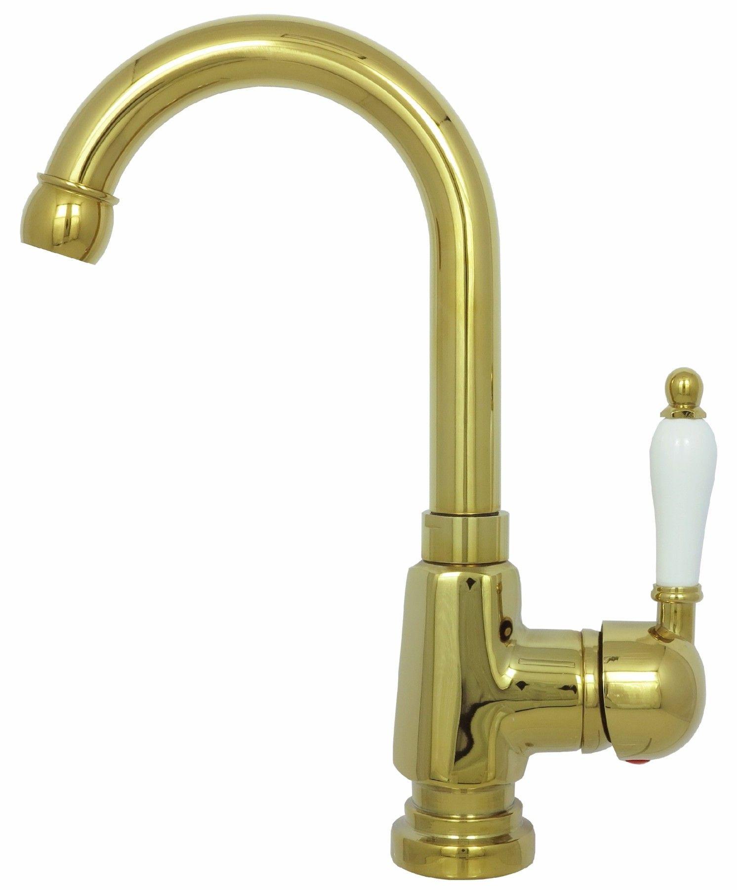 Lavandino bagno rubinetto miscelatore monocomando cucina - Rubinetteria retro bagno ...