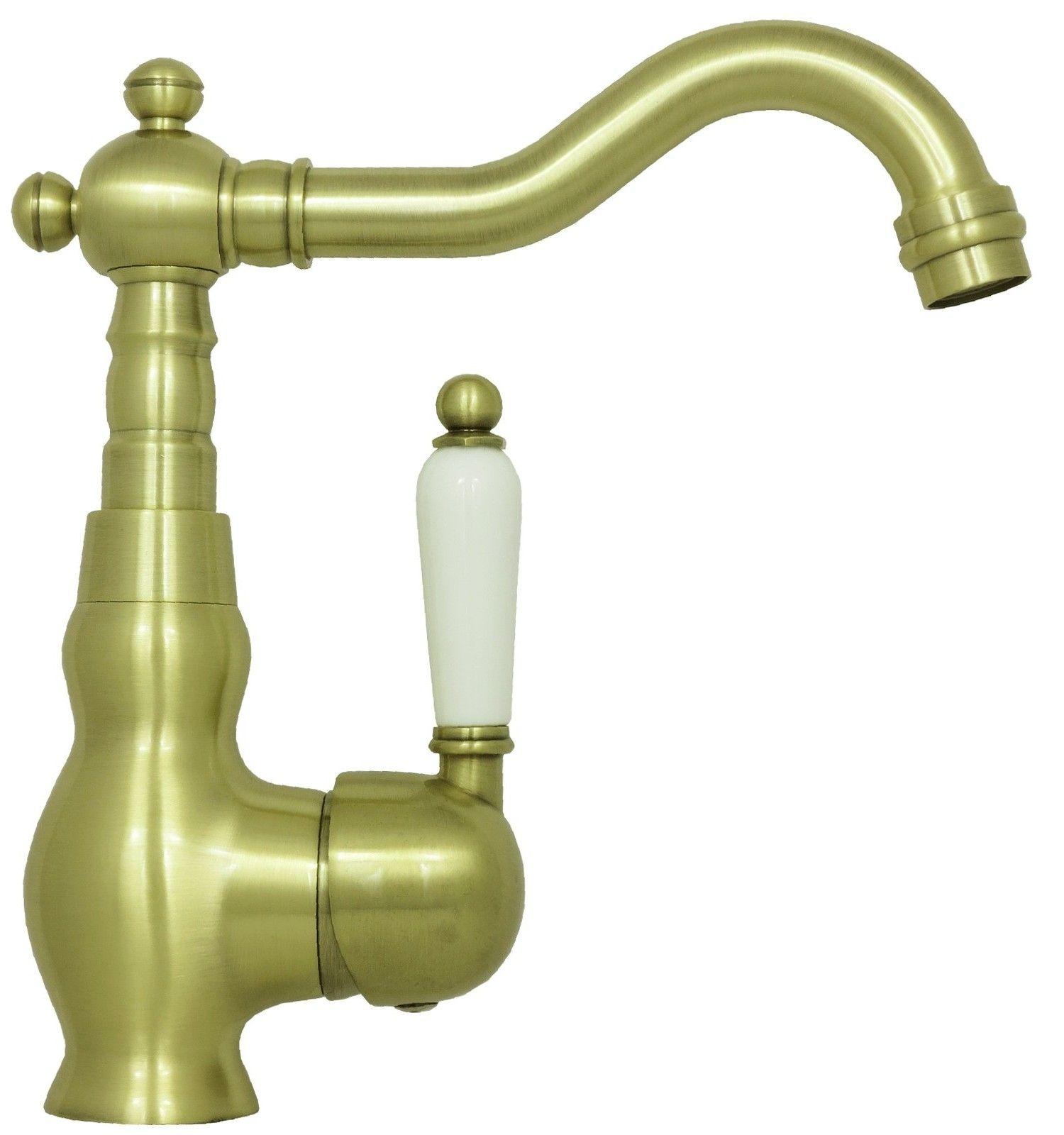 Wasserhahn Waschbecken Waschtischarmatur Mischbatterie Bad Armatur ...
