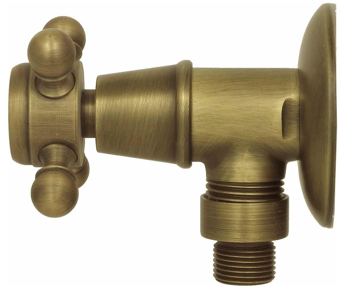 Eckventil Eckregulierventil Anschluss Armaturen Ventil 1/2x3/8 Zoll ...