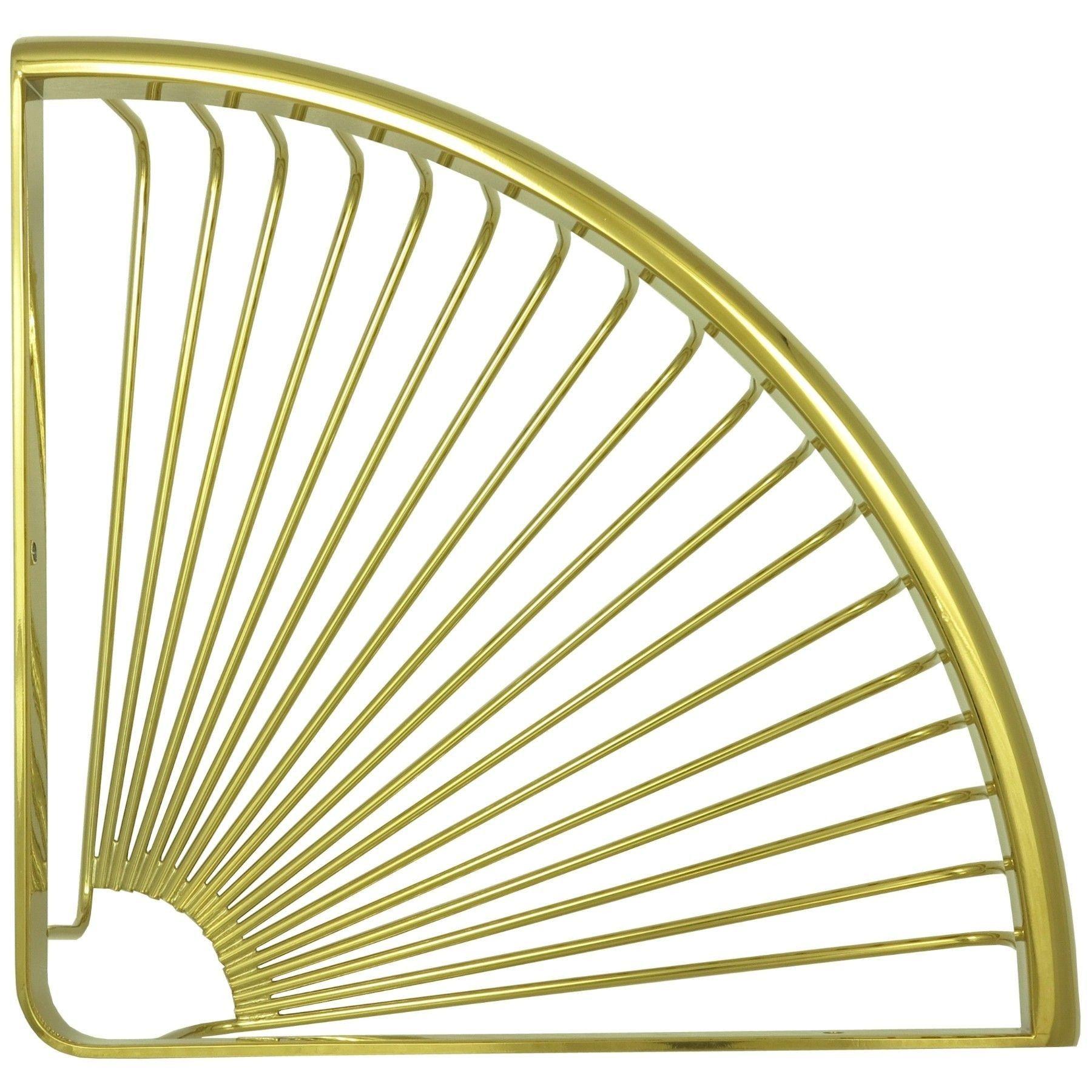 eckregal h ngeregal bad duschablage badregal duschregal duschkorb eckablage gold ebay. Black Bedroom Furniture Sets. Home Design Ideas