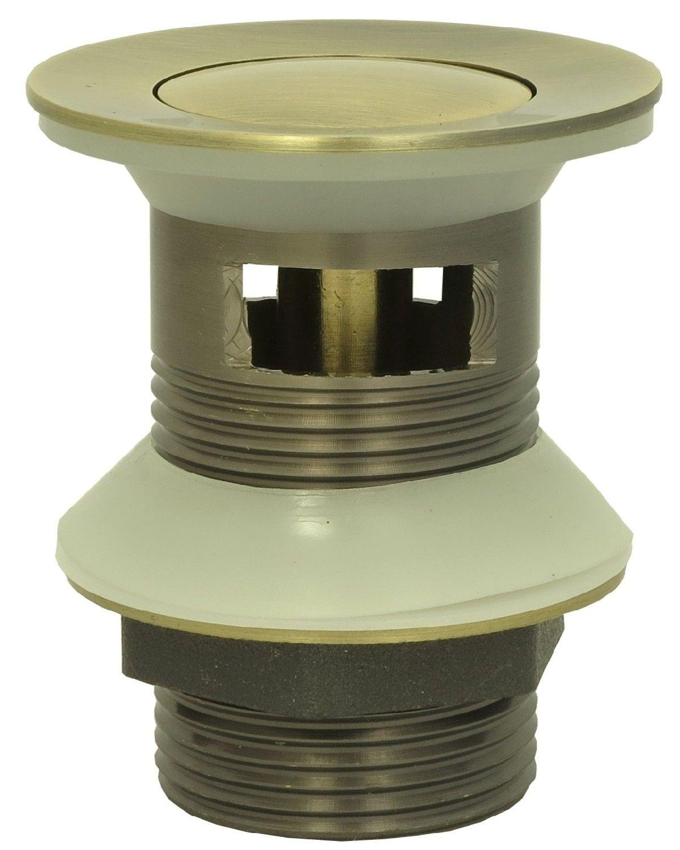 Ablaufgarnitur waschbecken abfluss ablauf pop up for Waschbecken ablaufgarnitur